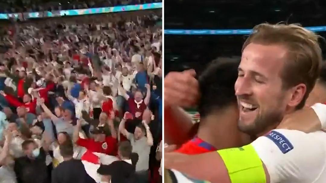 England through to EURO Final