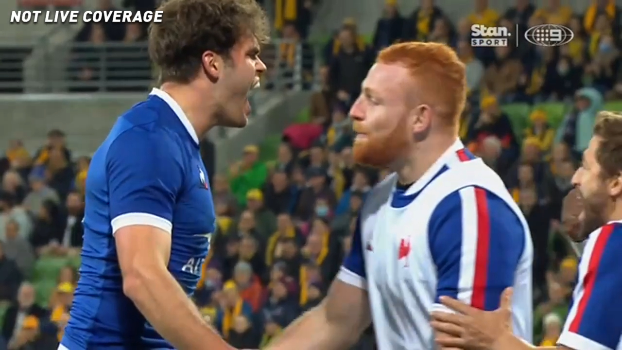 French flair breaks Wallabies