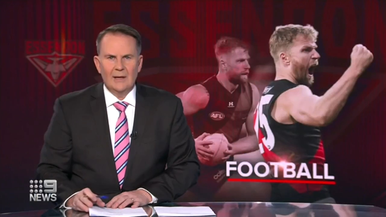 Stringers signs Essendon extension