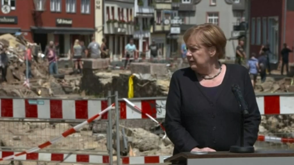 Clean-up from devastating floods in Germany could cost billions