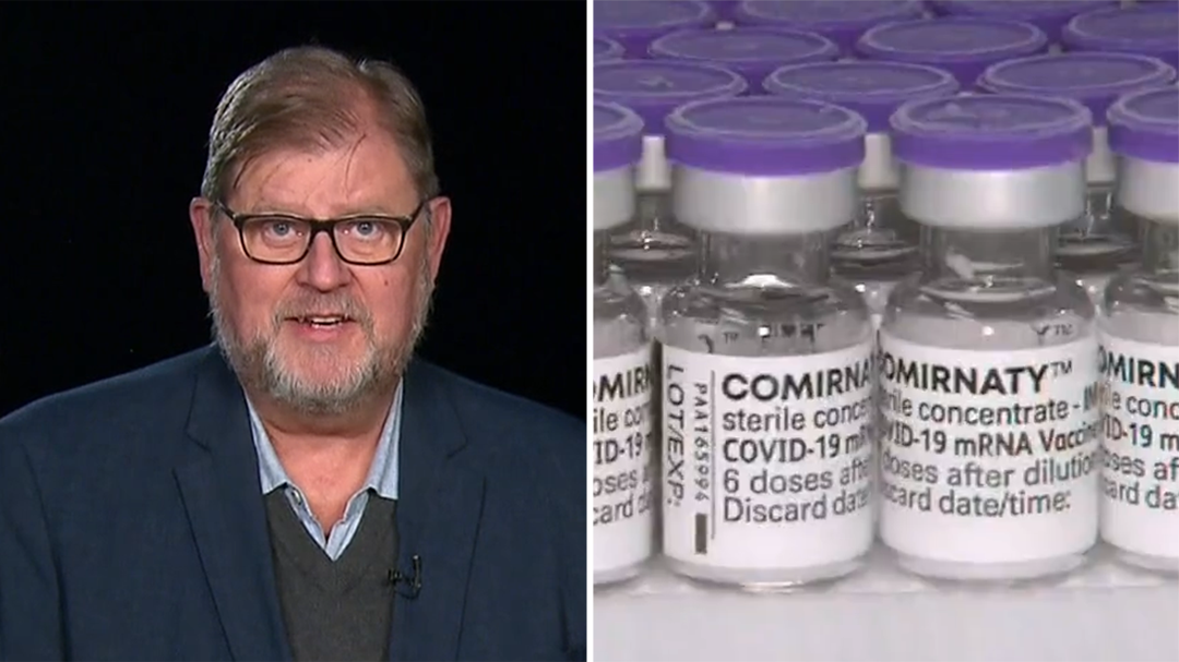 Infectious disease expert, Robert Booy on Sydney's growing infection numbers