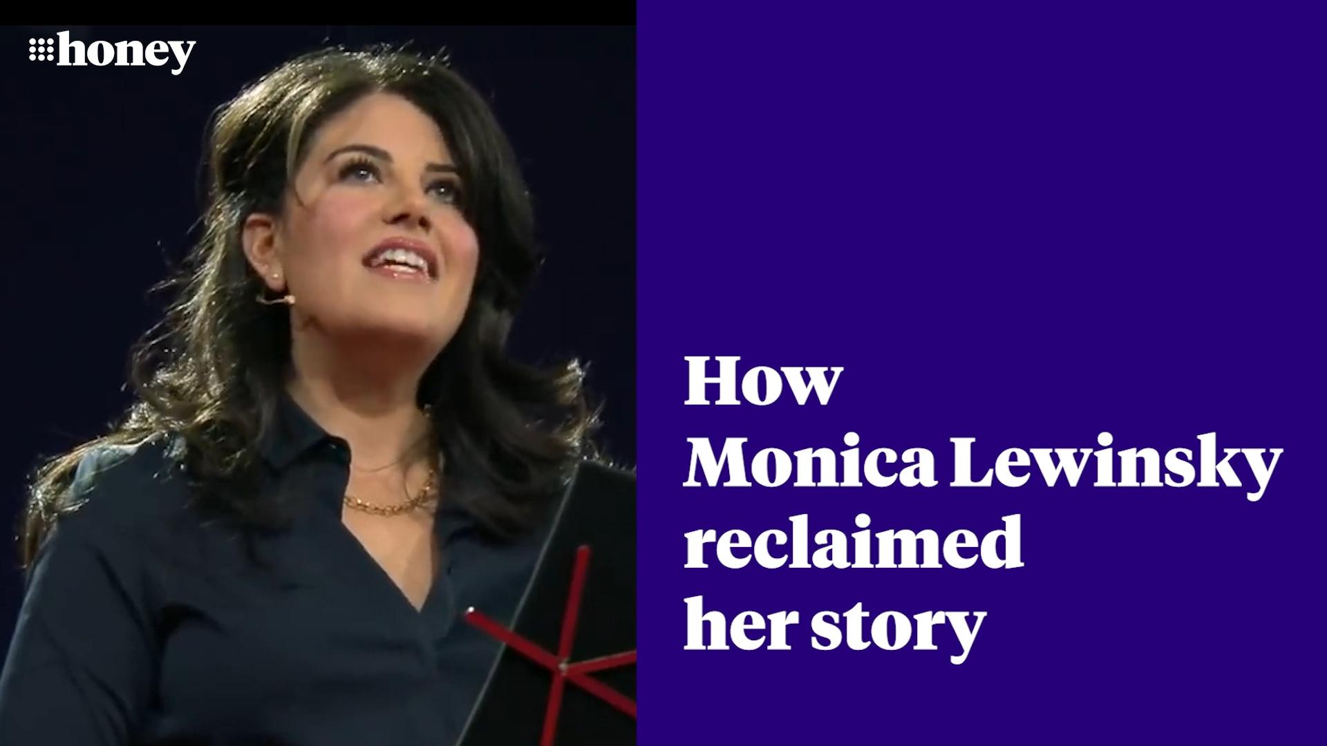 How Monica Lewinsky reclaimed her story