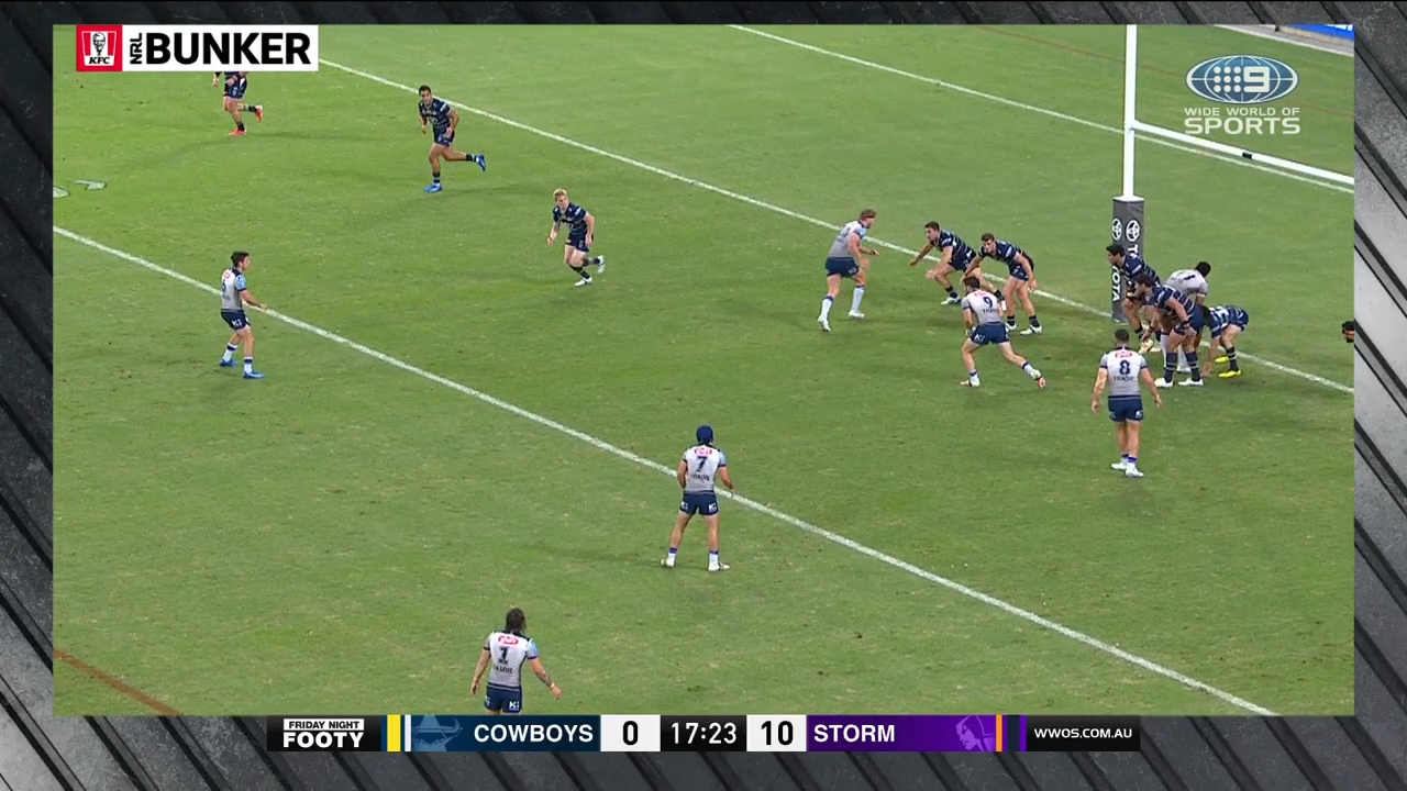 Olam no-try leaves Gould raging