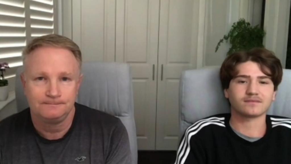 Sydney family shares experience with Delta variant