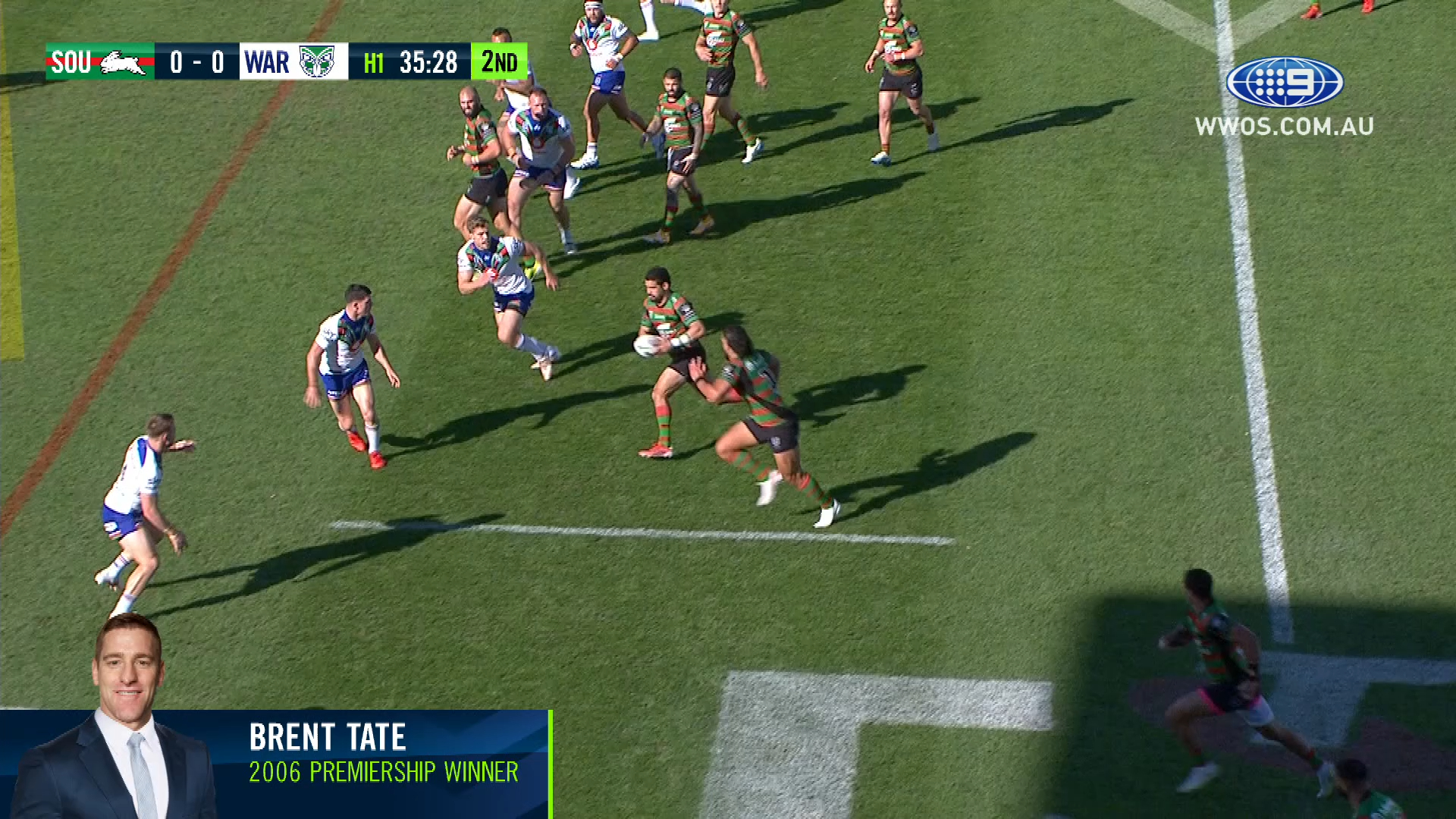 NRL Highlights: Rabbitohs rampage over the Warriors - Round 19