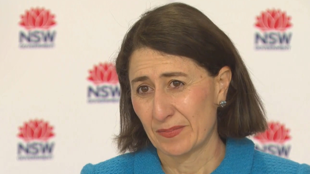 NSW Premier 'disgusted' by CBD rallies