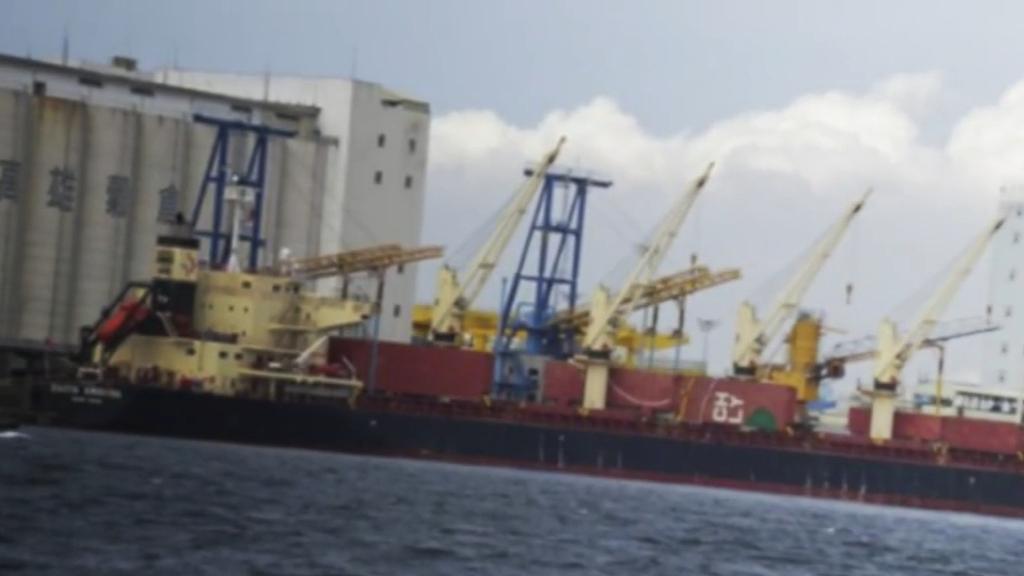 Sick workers on cargo ship off WA coast