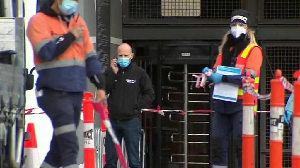 Victoria lockdown expected to lift at midnight after lower local infections