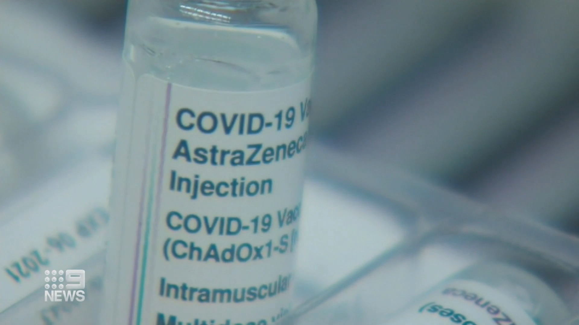 AstraZeneca now available at some pharmacies