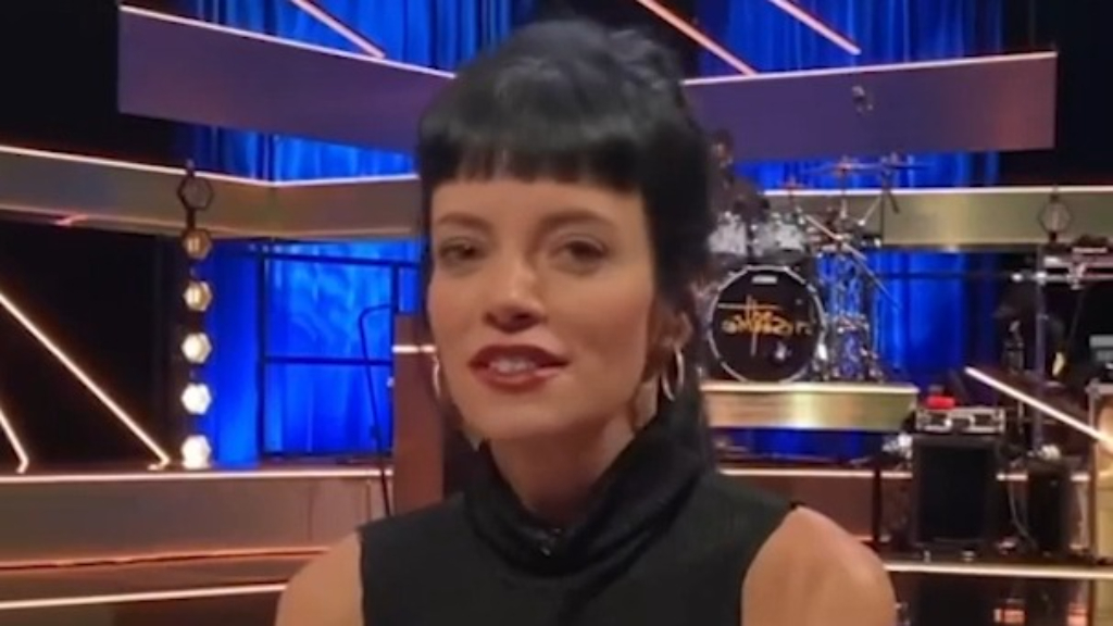 Lily Allen to appear on The Lateish Show with Mo Gilligan