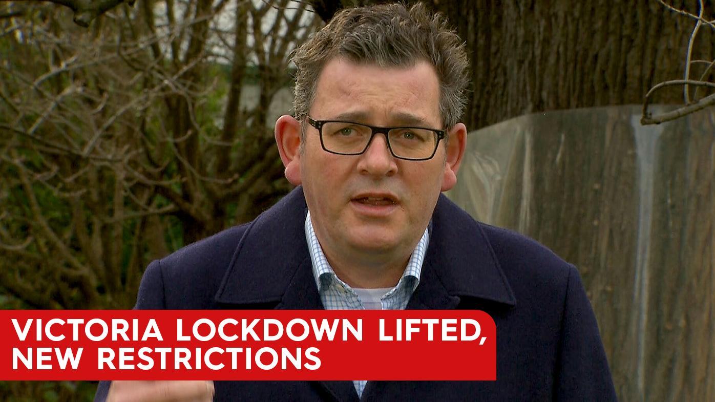 Victoria to lift lockdown