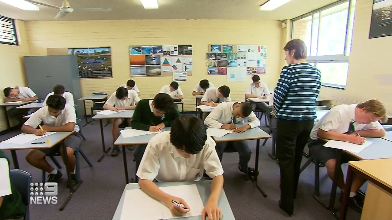 Teachers 'weren't consulted' about Years 12 return