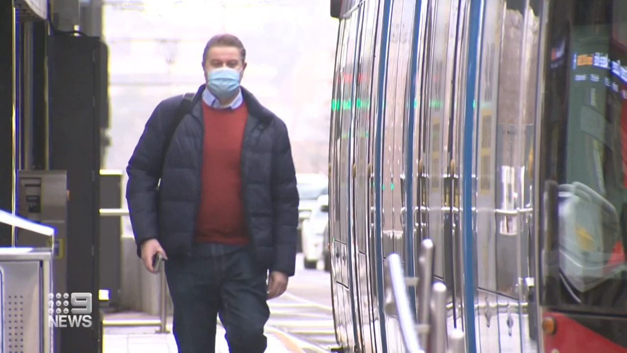 Adelaide residents don masks to stop Delta outbreak