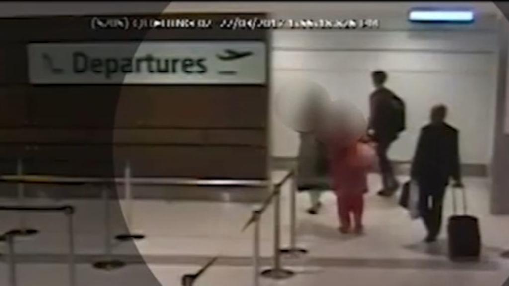 AFP's urgent message on human trafficking