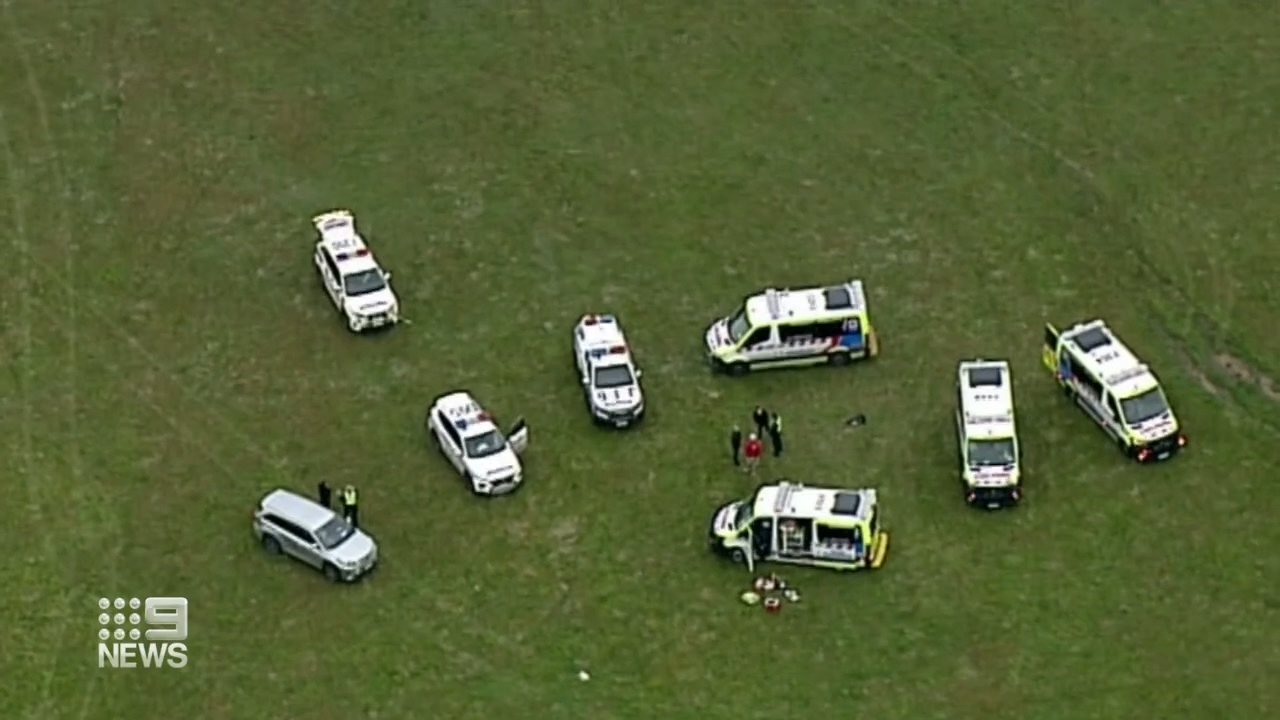 Great Ocean Road skydive ends in tragedy