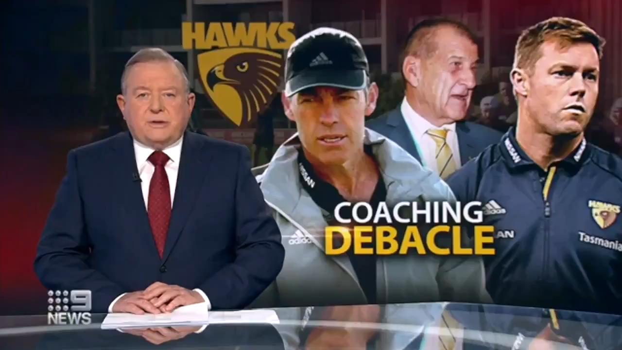 Clarkson confirms Hawks exit