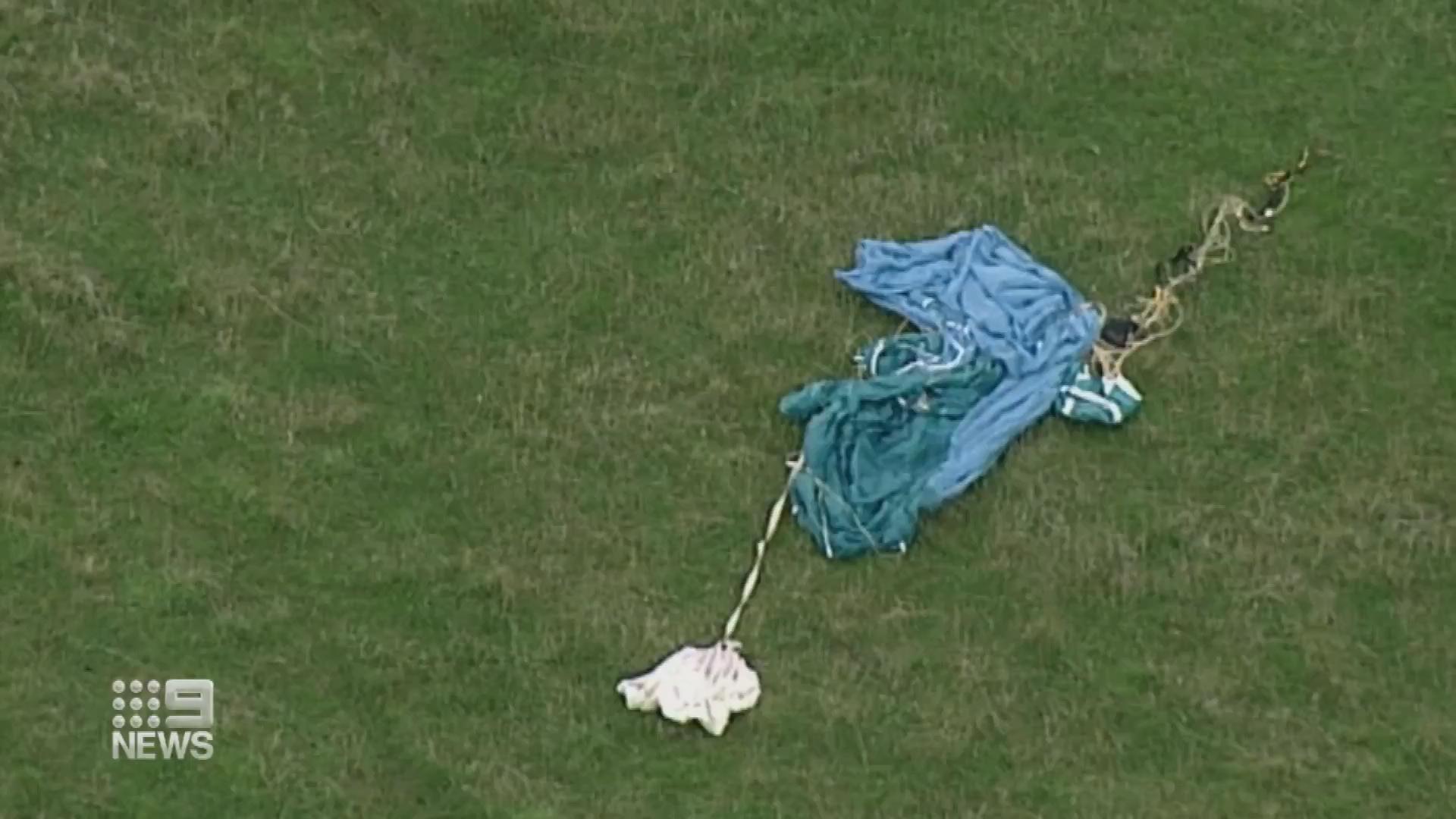 Instructor killed, passenger injured in skydiving crash