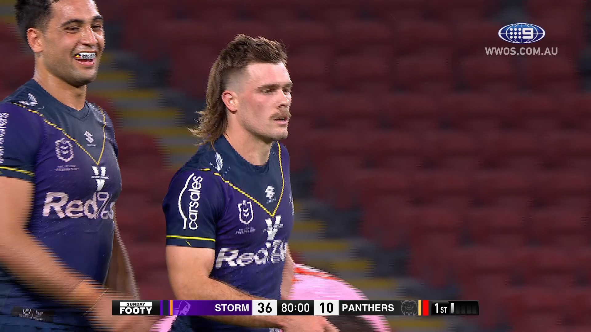 NRL Highlights: The Storm win easy in Grand Final rematch - Round 20