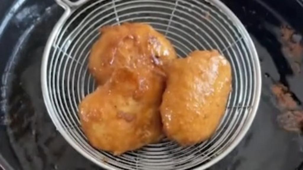 Man's home Macca's nugget TikTok tutorial viewed 4.6 million times