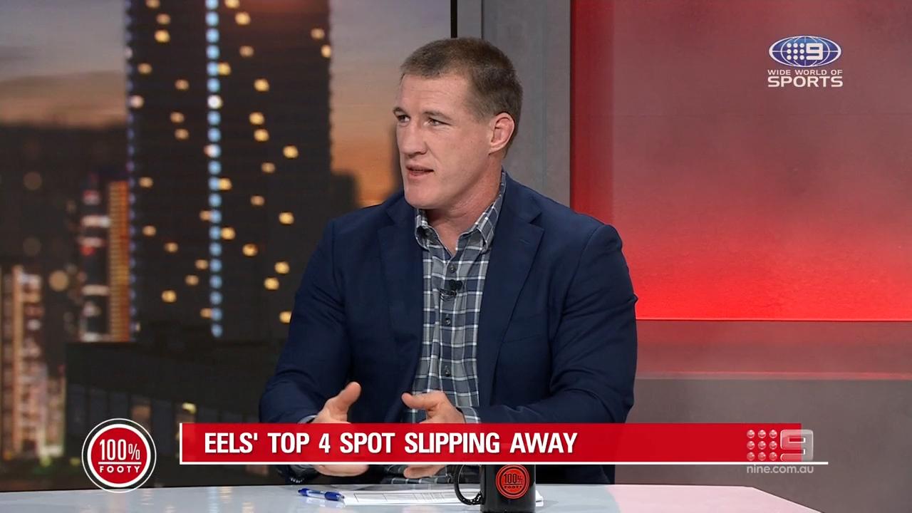 'No Chance' Gal destroys Eels' title chances