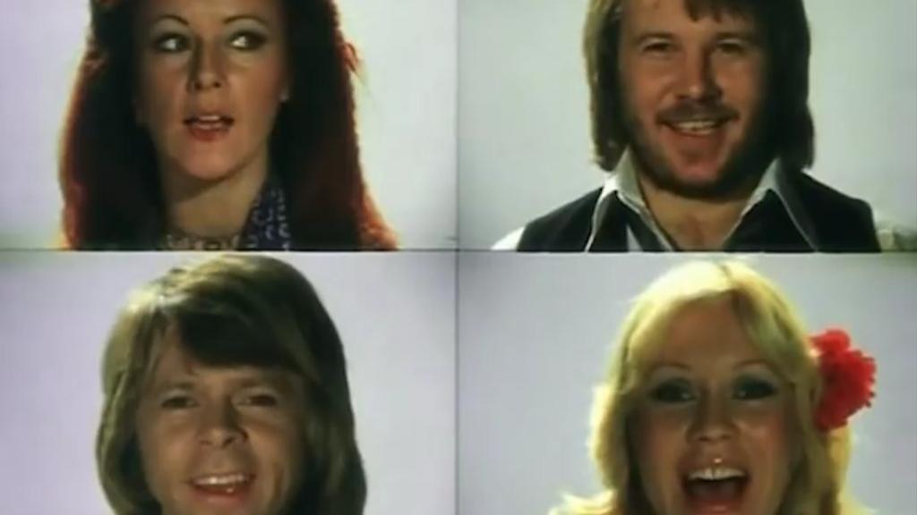 ABBA perform Take A Chance On Me