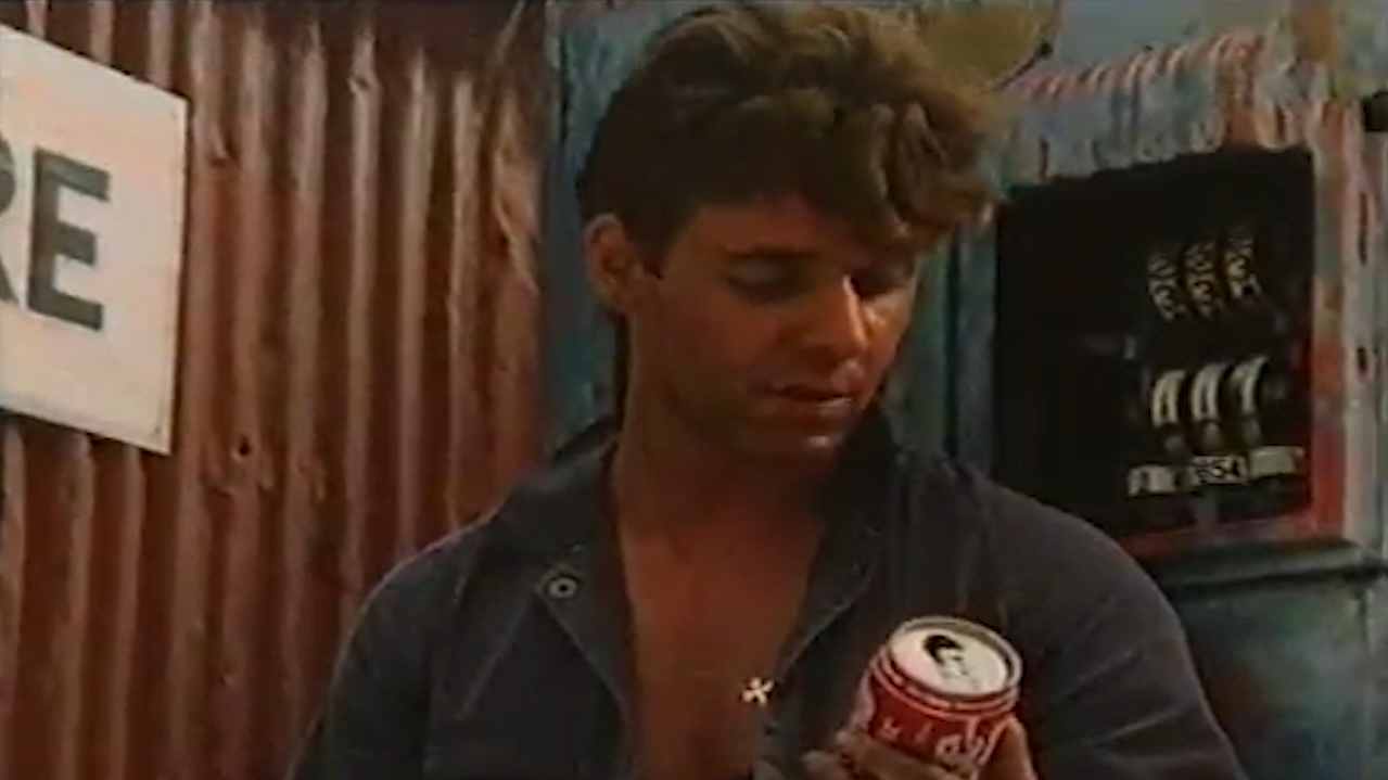 Russell Crowe stars in a Coca Cola ad