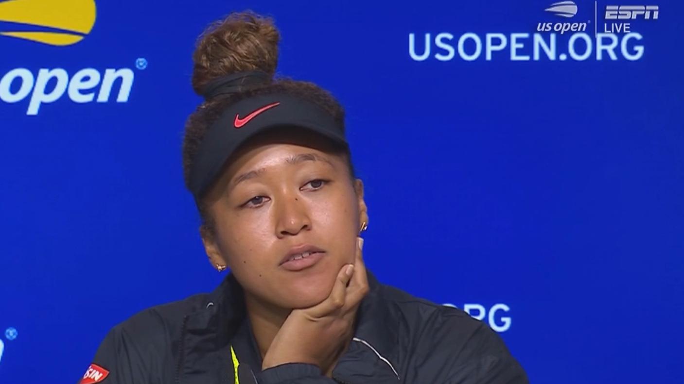 Osaka considers taking break from tennis