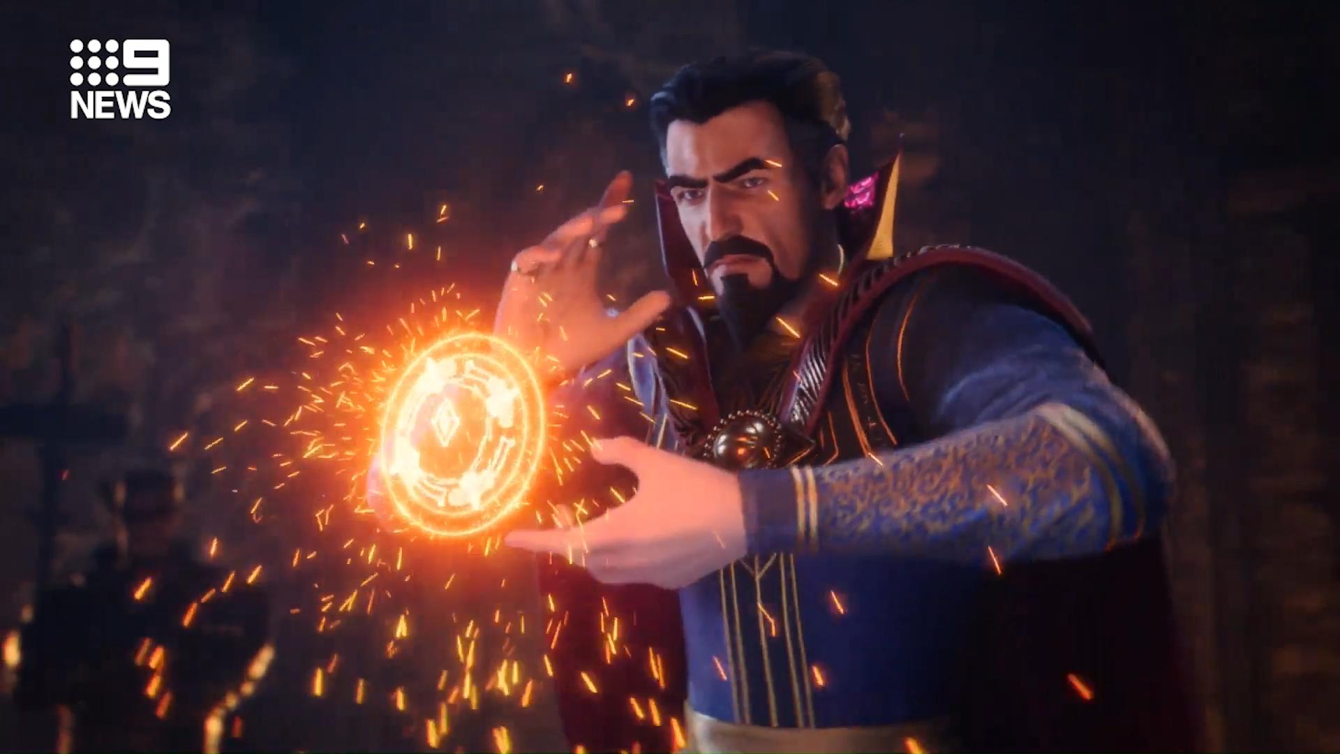 Midnight Suns video game explores Marvel's darker side
