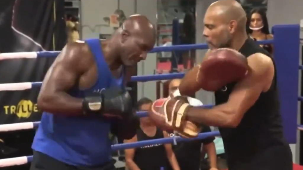 Concerns for Holyfield ahead of fight