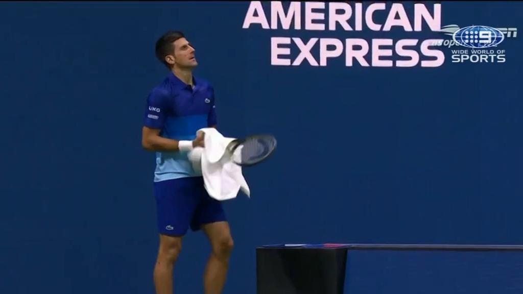 Woodbridge previews the US Open men's final