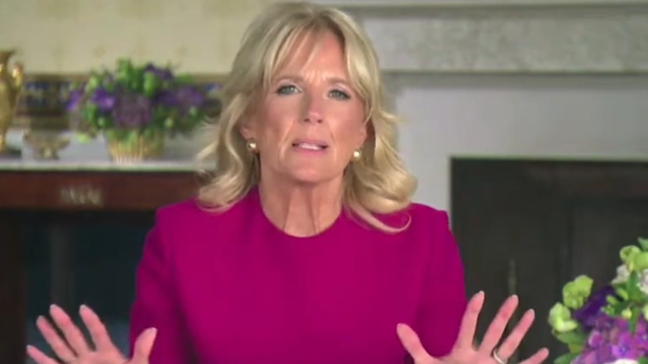 US First Lady Dr Jill Biden joins Prince Harry to honour Warrior Games athletes
