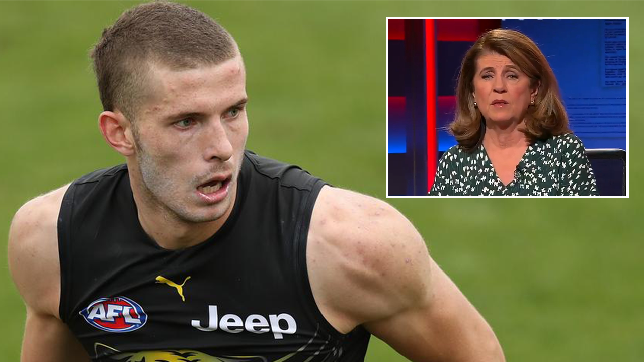 Caro takes aim at Tigers youngster