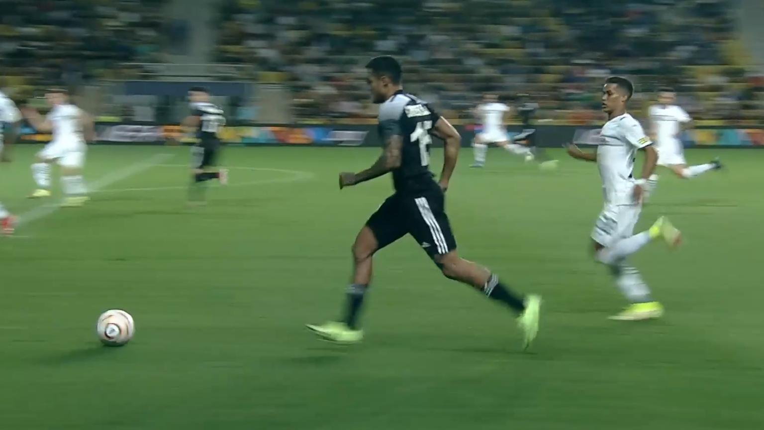Champions League highlights:Sheiff v Shakhtar Donetsk