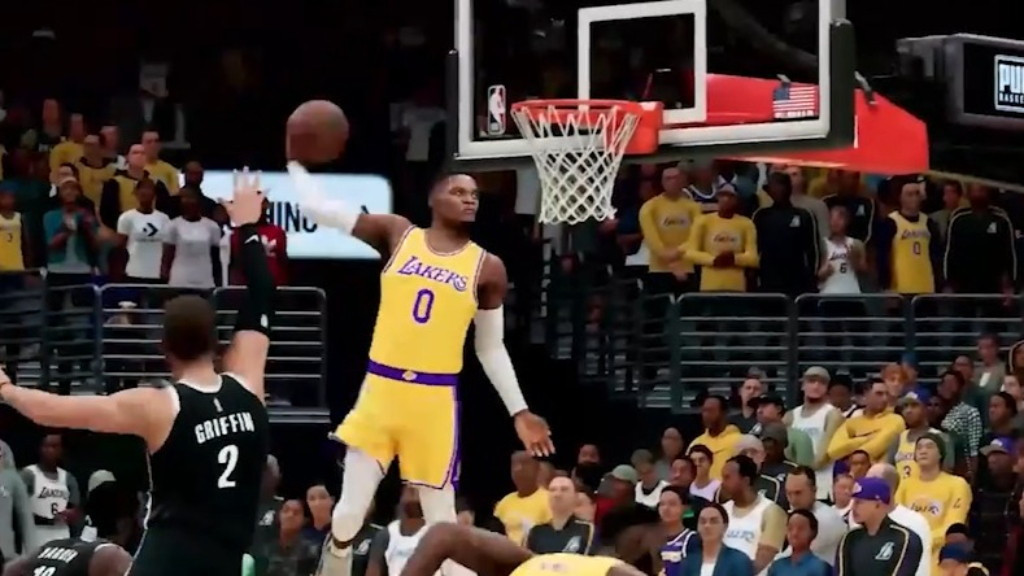 NBA 2K22: Official Gameplay Reveal Trailer