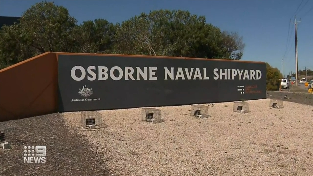 South Australia secures defence contract