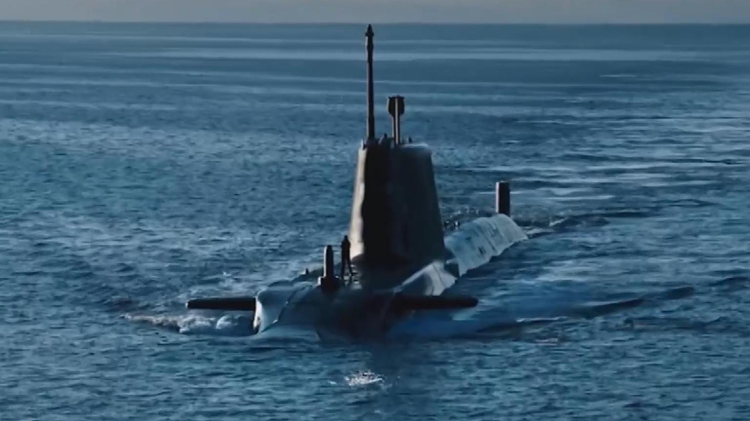 China condemns Australia's nuclear submarine deal