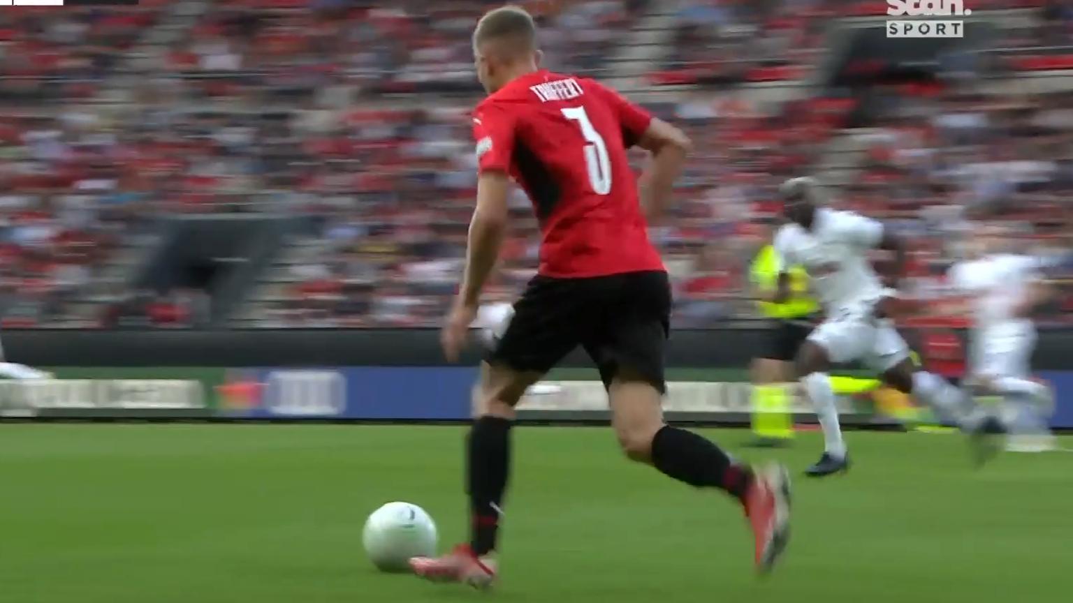 Europa Conference League highlights: Rennes vs Tottenham