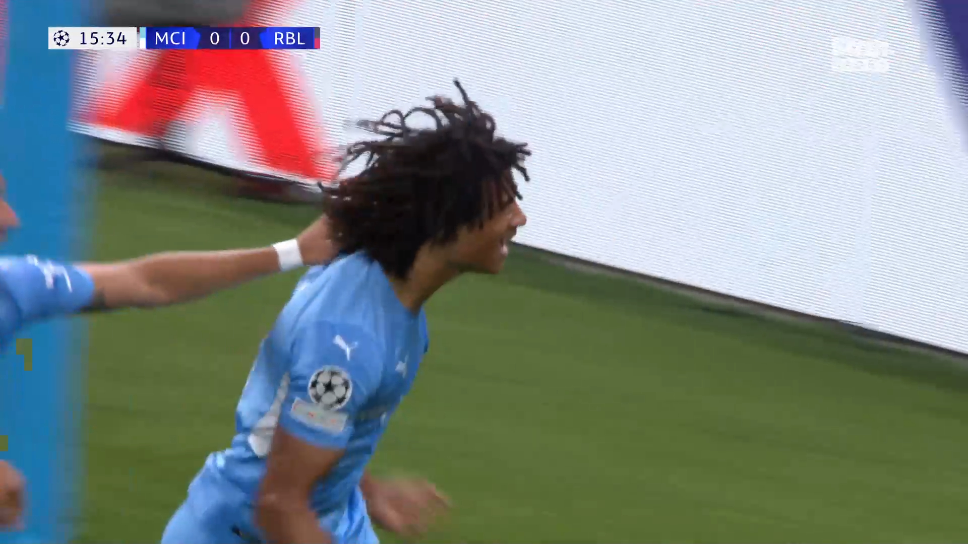 Ake's emotional first Champions League goal