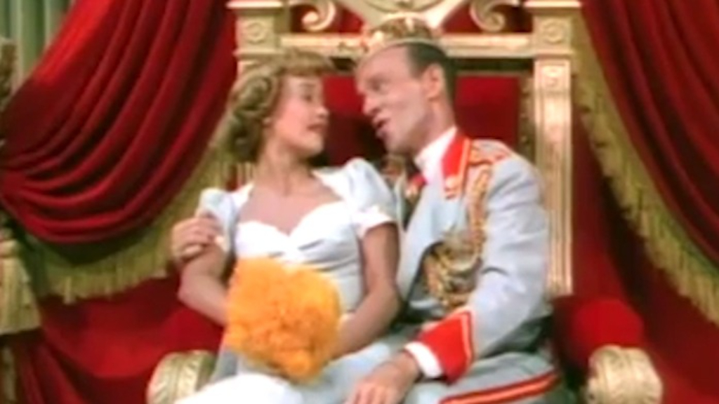 Royal Wedding movie musical trailer
