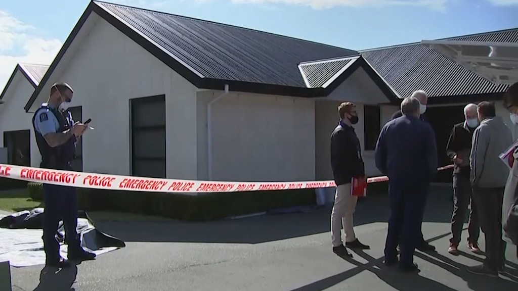 Mother charged with murder of three young daughters in New Zealand