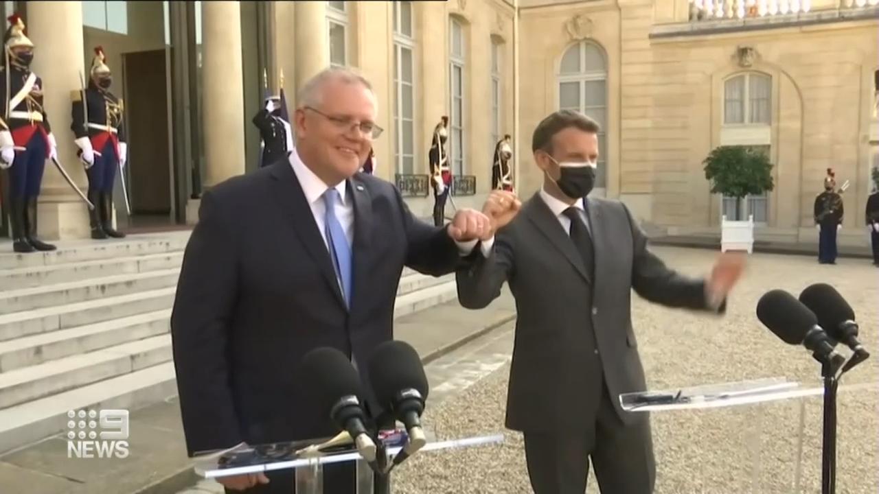 French ambassador to Australia returns home