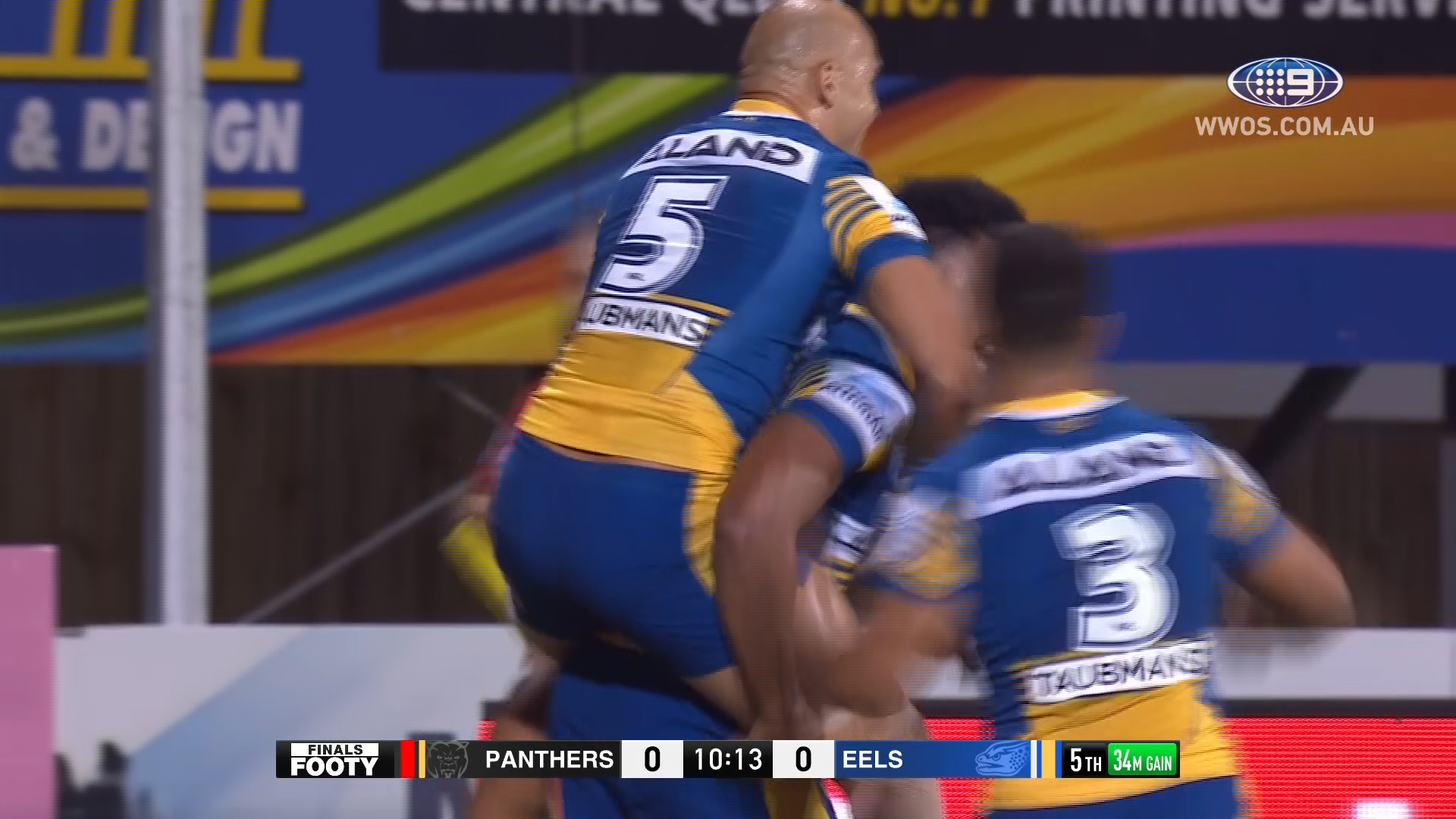 NRL Highlights: The Panthers edge out the Eels in a low scoring thriller - Semi Finals