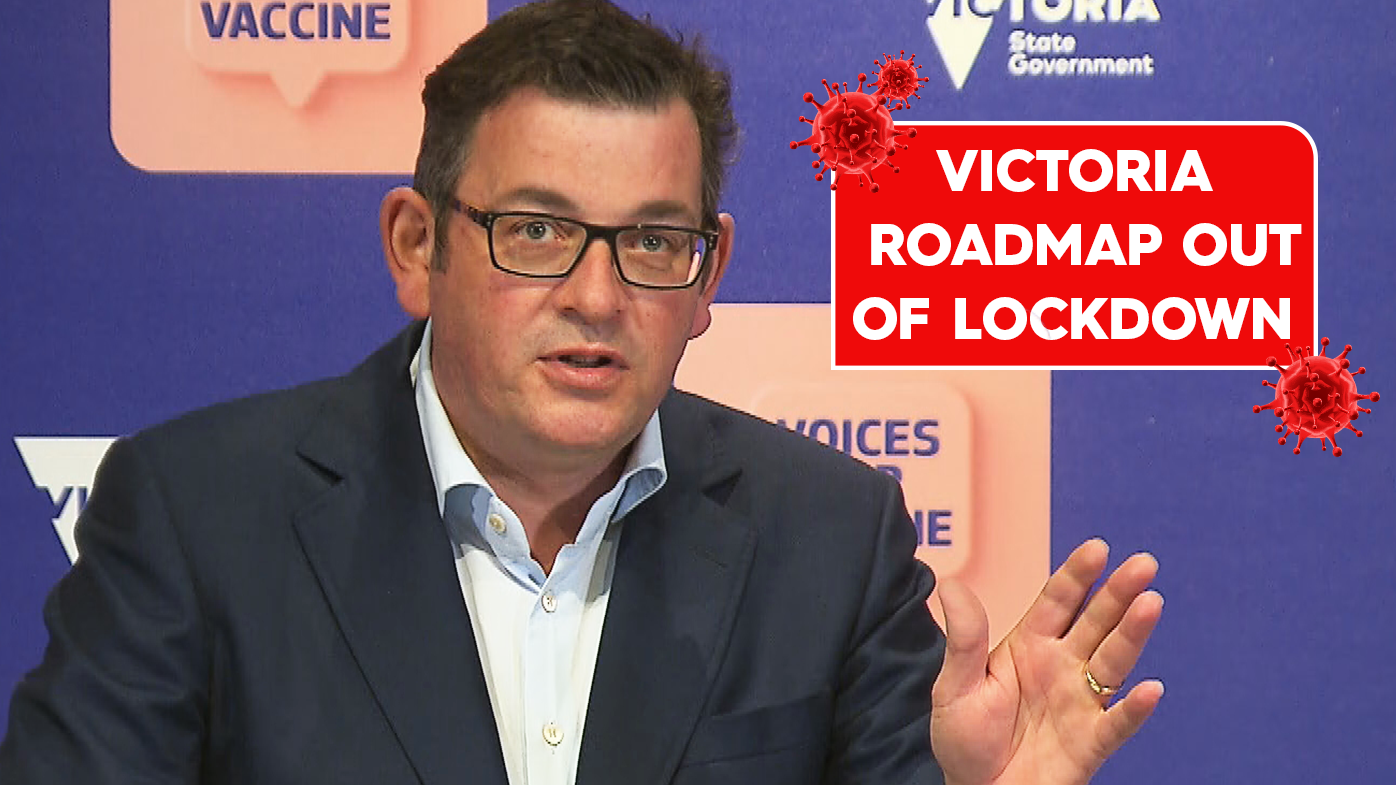 Victoria roadmap out of lockdown revealed