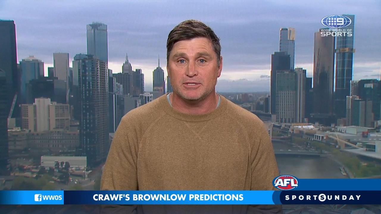 Crawford tips Brownlow thriller