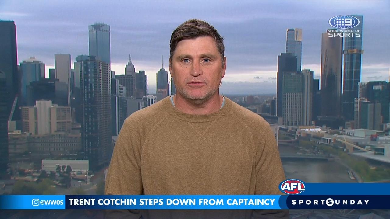 Crawford backs Dusty's captaincy bid