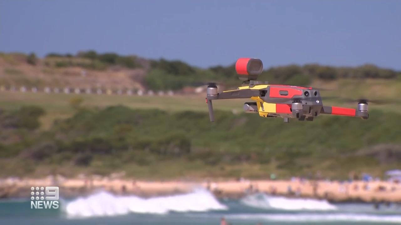 New shark surveillance for Sydney's beaches