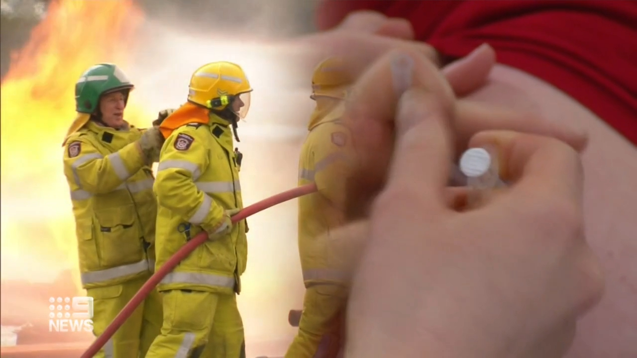 WA firefighters facing new COVID-19 rules