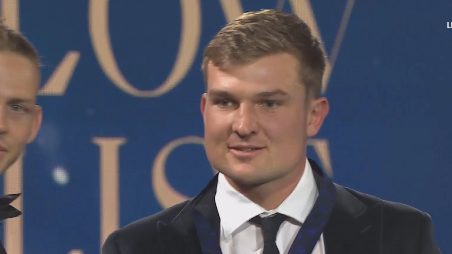 Wines' family's epic Brownlow celebration