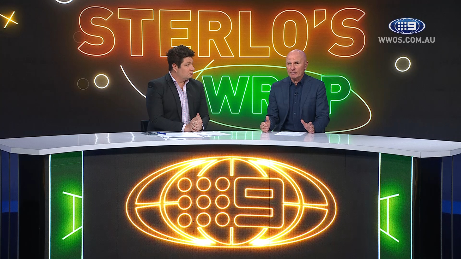 Sterlo's Wrap: A Battle of the West for the history books - Finals Week 2