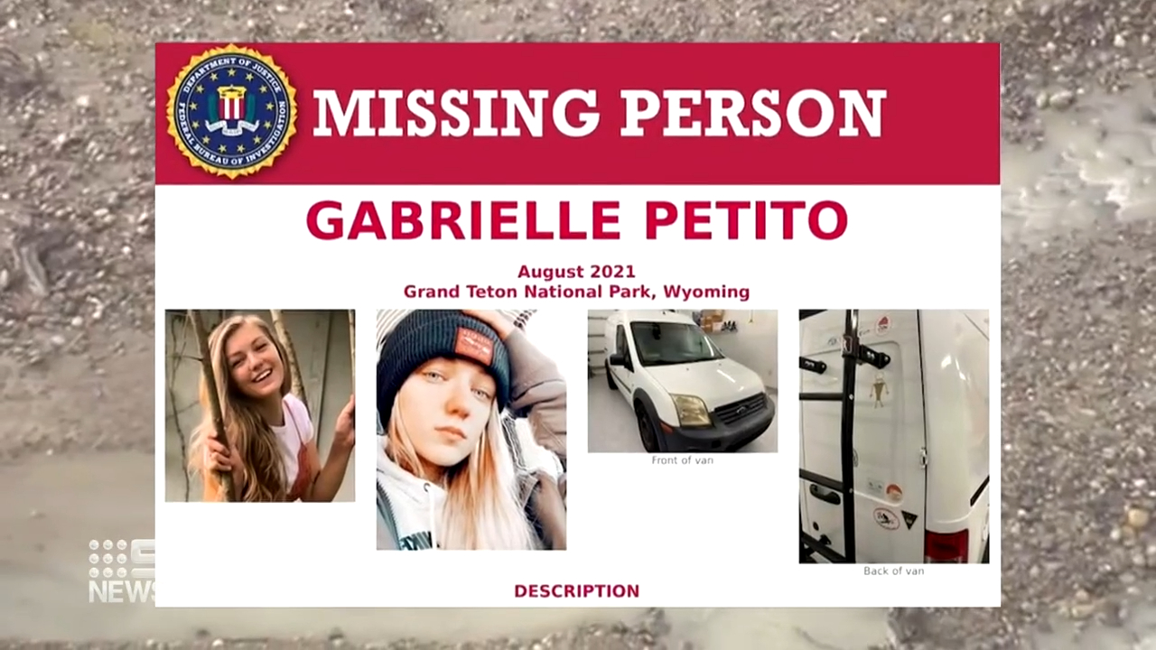 Missing US woman's body found